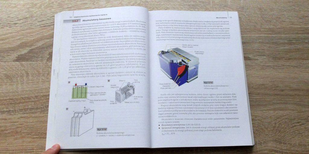 Budowa akumulatora kwasowego