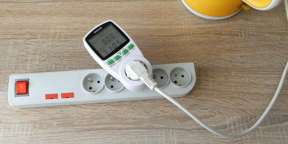 Jak zmierzyć zużycie energii elektrycznej w domu?